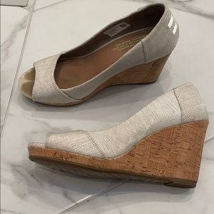 TOMs cork wedges